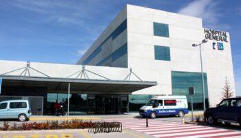 Un joven de Caudete trasladado al Hospital de Almansa tras sufrir quemaduras en un pie