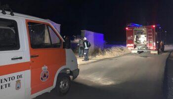 Ayer se produjo un incendio en la zona de La Vereda de Caudete