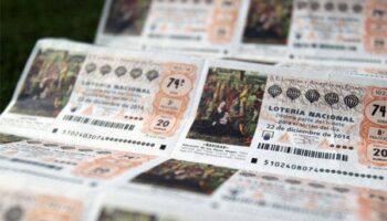 Un billete de lotería perdido está depositado en dependencias de la Policía Local de Caudete
