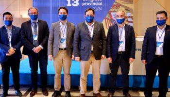 Manuel Serrano ha sido proclamado presidente provincial del PP de Albacete durante su 13º Congreso Extraordinario