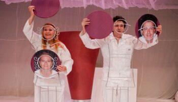 Mañana se representará la obra para niños 'Déjate llevar' en el Auditorio Municipal de Caudete