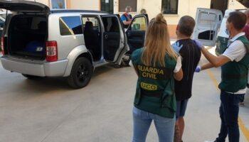 Liberan en Caudete a un hombre secuestrado en Gijón