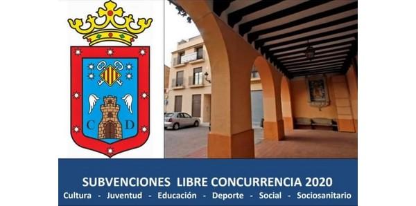 Las asociaciones de Caudete pueden solicitar subvenciones de libre concurrencia hasta el 30 de noviembre, Caudete Digital - Noticias y actualidad de Caudete (Albacete)