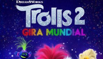 El fin de semana se proyectará la película 'Trolls 2' en el Auditorio Municipal de Caudete