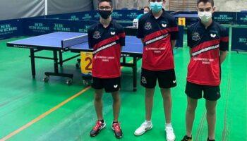 El caudetano Juan Manuel Bordallo se clasifica 3º en el Campeonato Autonómico de Menores de Tenis de Mesa de la Comunidad Valenciana