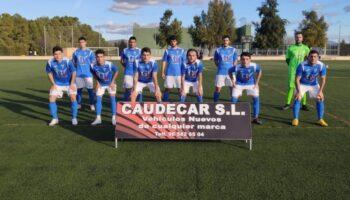 Nefasto partido del C.D. Caudetano, que empató sin goles ante el colista