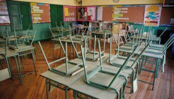 Se han suspendido las clases escolares del lunes y martes por el temporal