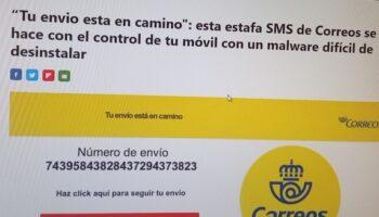 Detectada también en Caudete la estafa que se hace pasar por Correos España