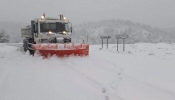 Castilla La Mancha activa el Plan Específico por Riesgo de Fenómenos Meteorológicos Adversos (METEOCAM) ante la llegada del temporal de frío y nieve