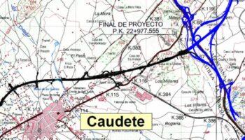 Ya está abierto en El Cruce el ramal de la A-33 con dirección Albacete