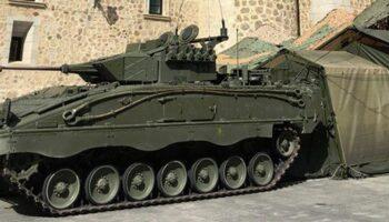 El Ministerio de Defensa ha elegido hoy la ciudad de Córdoba como ubicación de la nueva base logística del Ejército de Tierra