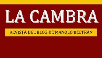 Manolo Beltrán publica el primer número de la revista digital LA CAMBRA