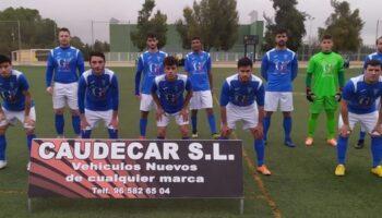 Doble victoria de los equipos del C.D. Caudetano este fin de semana