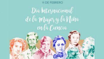 Hoy se conmemora el Día Internacional de las Mujeres y las Niñas en la Ciencia