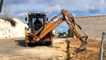 El Ayuntamiento informa sobre obras realizadas en la Primera Travesía de La Rambla