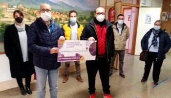 La Convivencia Deportiva Solidaria no se pudo realizar, pero sí llegaron hasta 3.700 euros en donativos