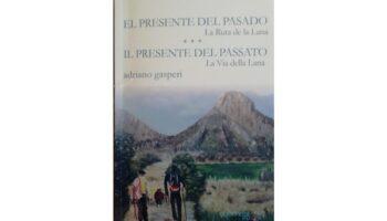 Un libro de poesía recoge experiencias del autor al hacer el Camino de la Lana, también a su paso por Caudete