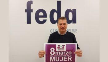 FEDA reivindica hoy, 8 de marzo, que la igualdad laboral es posible entre hombres y mujeres