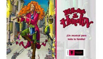 Mañana se representa la obra de teatro 'El flautista de Hamelín' en el Auditorio de Caudete