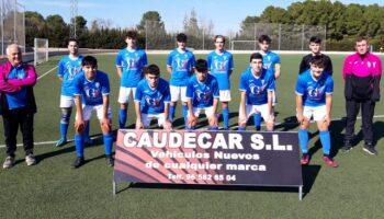 El C.D. Caudetano empató a uno frente al Motilla C.F. y el Juvenil ganó 3-1 al Federativa de Albacete