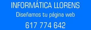 Llorens - Diseño de páginas web y posicionamiento SEO   Venta de ordenadores y Servicio Técnico