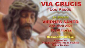 Los Pasos de Caudete se retransmitirán en directo el próximo 2 de abril