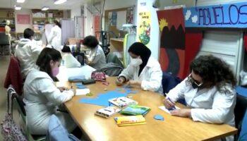 Estudiantes del IES 'Rafael Requena' organizan actividades de animación sociocultural en Caudete