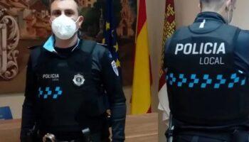 La Policía Local de Caudete incorpora 5 chalecos antibalas a su equipamiento