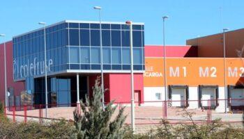 Un herido grave en una empresa de Caudete precisa su traslado en helicóptero al Hospital de Albacete