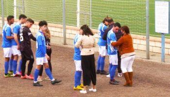 El 'Antonio Amorós' fue escenario de un acto institucional contra el racismo en el deporte