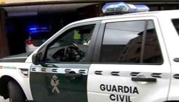 Detenido un peligroso atracador fugado de la cárcel tras una peligrosa persecución que terminó en Caudete