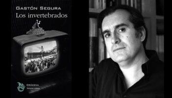 'Los invertebrados', la novela del 15-M que acaba de publicar Gastón Segura