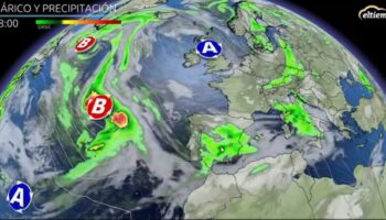 Las lluvias volverán a ser protagonistas del tiempo en Caudete esta semana