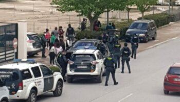 Un herido leve en Caudete tras una pelea entre dos familias