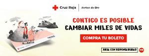Cruz Roja - Sorteo del Oro 2021