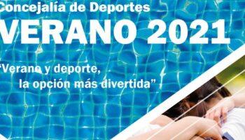 La Concejalía de Deportes ha preparado una amplia y variada oferta de actividades para el verano