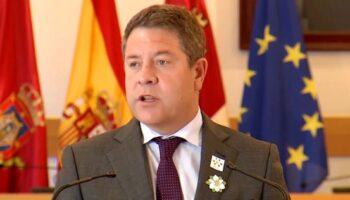Emiliano García-Page anuncia que a primeros de julio se podría prescindir de la mascarilla en espacios abiertos de Castilla La Mancha