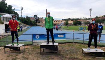 Juan Antonio Gil gana la Milla en Pista y bate el récord de España y de los Campeonatos en Sabadell