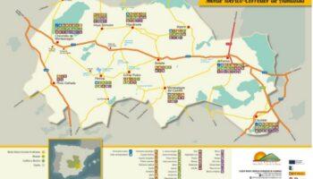 Nueva guía turística de las poblaciones que integran la Mancomunidad Monte Ibérico-Corredor de Almansa