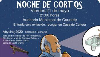 El próximo viernes tendrá lugar la 'Noche de Cortos' en el Auditorio de Caudete