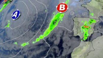 La semana se presenta con tormentas ocasionales y altas temperaturas