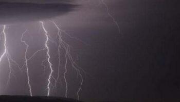 Riesgo de tormentas fuertes para mañana en todo el sureste peninsular