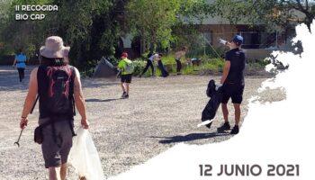 El sábado 12 de junio se realizará la segunda recogida de residuos BIO CAP