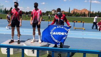 Una Medalla de Bronce y excelentes resultados para los representantes de las EDM de Caudete en Sub14, Sub16 y Sub18