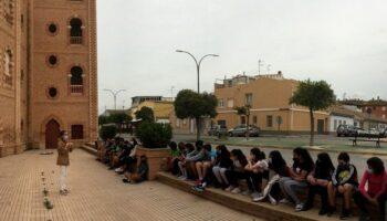 Los escolares de Caudete vuelven a realizar visitas a los monumentos y museos de la localidad