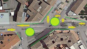 CCD presenta una propuesta para mejorar el tráfico en la Avenida de Valencia