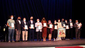 El jueves se entregaron los Premios COPE MQR Villena con Hijos de José Sivó S.L. entre los galardonados