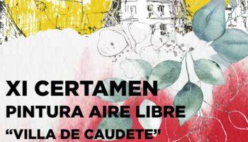 Abierto el plazo de inscripción para el XI Certamen de Pintura al Aire Libre 'Villa de Caudete'
