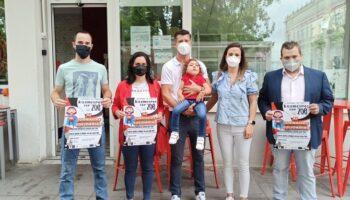 La Comparsa de Piratas de Villena organiza la iniciativa solidaria 'Kilómetros por Zoe'