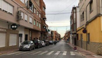 En esta calle de Caudete sólo se podrá estacionar a partir de ahora en el lado de los números impares